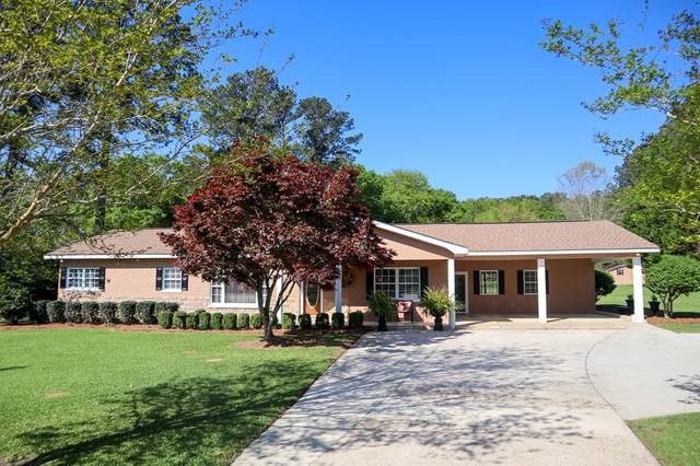 2100 E Cottonwood Rd, Dothan, AL 36301 (MLS #182101) :: Team Linda Simmons Real Estate