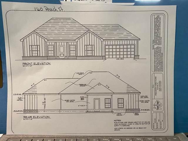 160 Peach Street, Headland, AL 36345 (MLS #182184) :: Team Linda Simmons Real Estate