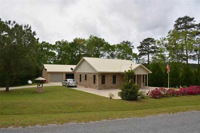 38 County Road 158, New Brockton, AL 36351 (MLS #182221) :: Team Linda Simmons Real Estate