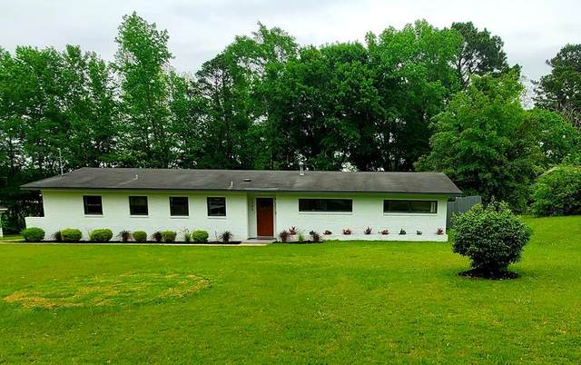 1306 Choctaw, Dothan, AL 36303 (MLS #182316) :: Team Linda Simmons Real Estate