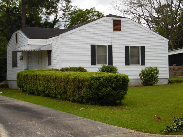 136 SW Woods Dr, Dothan, AL 36301 (MLS #182376) :: Team Linda Simmons Real Estate