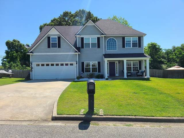 419 Mayberry Way, New Brockton, AL 36351 (MLS #182512) :: Team Linda Simmons Real Estate