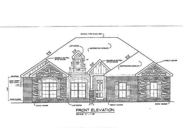201 Weeping Willow Tr, Headland, AL 36345 (MLS #182535) :: Team Linda Simmons Real Estate