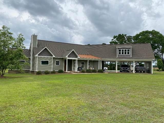 5334 County Road 55, Headland, AL 36345 (MLS #182550) :: Team Linda Simmons Real Estate