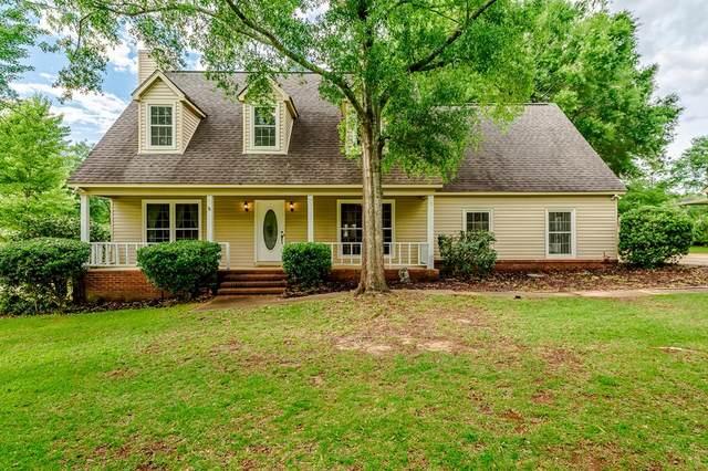 3614 Oak Ridge Ln, Dothan, AL 36303 (MLS #182563) :: Team Linda Simmons Real Estate
