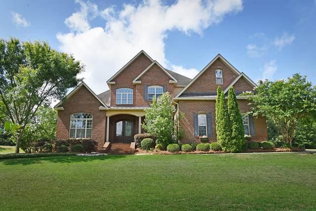 300 Kirk Lane, Dothan, AL 36305 (MLS #182774) :: Team Linda Simmons Real Estate