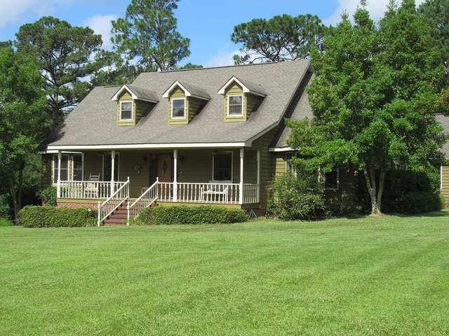 312 Five Mile Road, Eufaula, AL 36027 (MLS #183129) :: Team Linda Simmons Real Estate