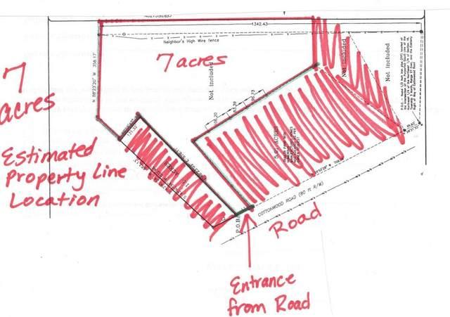 7 ACRES Cottonwood Road, Dothan, AL 36301 (MLS #183342) :: Team Linda Simmons Real Estate