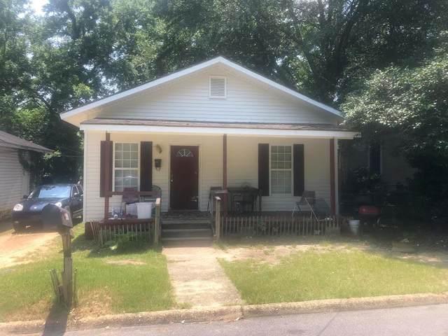 607 Arlington Ave, Dothan, AL 36301 (MLS #183447) :: Team Linda Simmons Real Estate