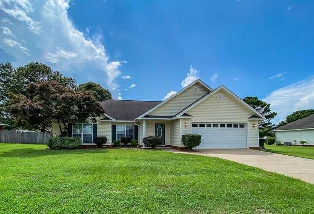 59 Foxchase Dr, Enterprise, AL 36330 (MLS #183460) :: Team Linda Simmons Real Estate