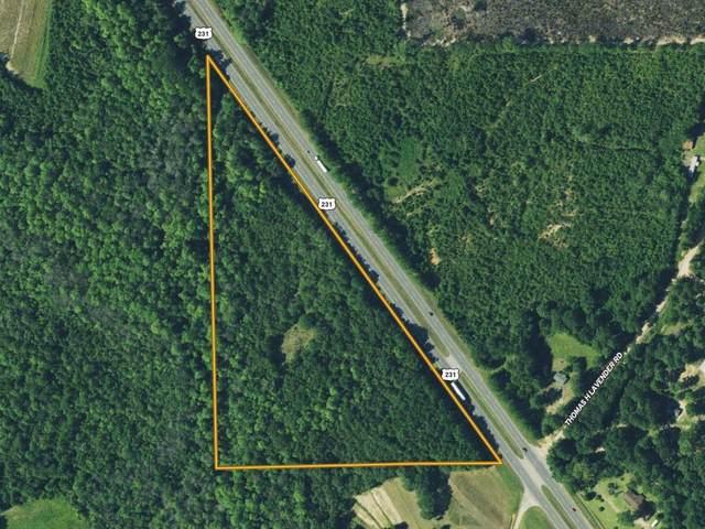00 Highway 231, Ariton, AL 36311 (MLS #183471) :: Team Linda Simmons Real Estate