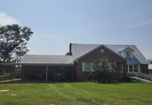 45 Enon Road, Ashford, AL 36312 (MLS #183552) :: Team Linda Simmons Real Estate