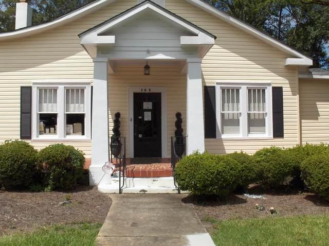 105 Pariton Avenue, Dothan, AL 36303 (MLS #183811) :: Team Linda Simmons Real Estate