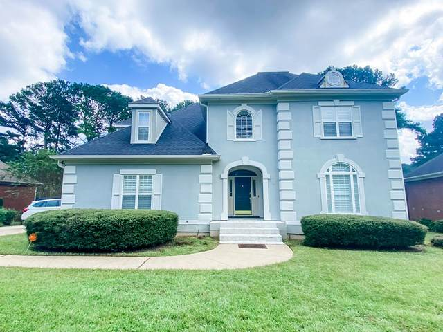 208 Stonehaven, Dothan, AL 36305 (MLS #184149) :: Team Linda Simmons Real Estate