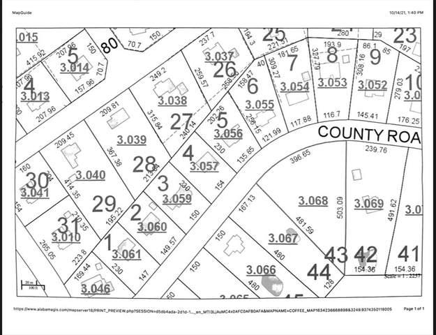 0 County Road 558, Enterprise, AL 36330 (MLS #184409) :: Team Linda Simmons Real Estate
