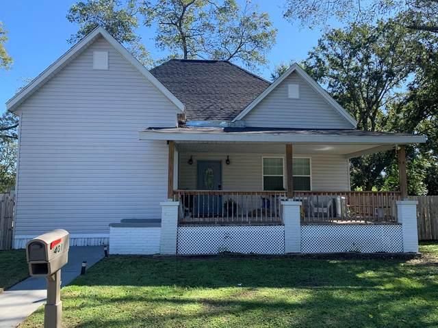 401 First, Hartford, AL 36344 (MLS #184419) :: Team Linda Simmons Real Estate