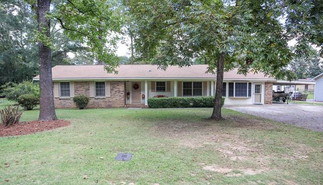 1810 Crenshaw Dr, Dothan, AL 36301 (MLS #184422) :: Team Linda Simmons Real Estate