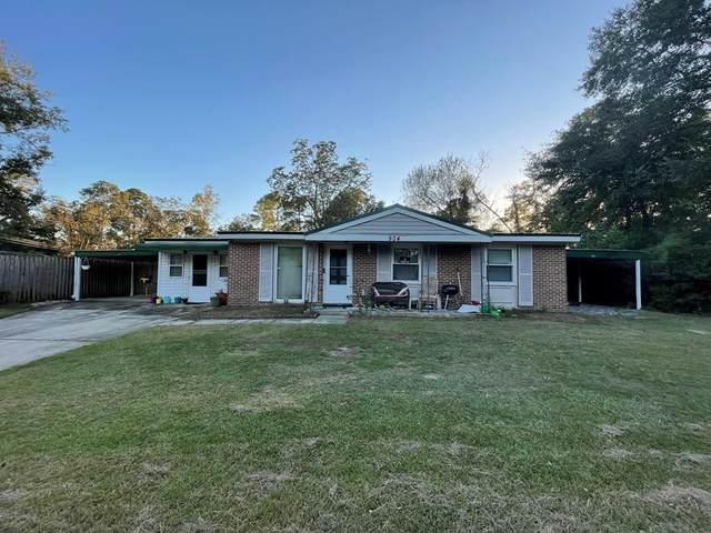 904 Post Oak, Dothan, AL 36301 (MLS #184446) :: Team Linda Simmons Real Estate