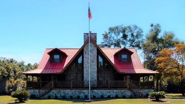 1758 Truitt Rd, Gordon, AL 36343 (MLS #184459) :: Team Linda Simmons Real Estate