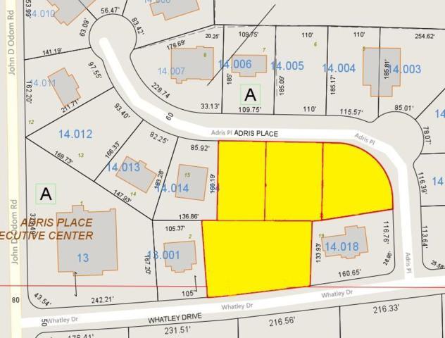 0 Whatley, Dothan, AL 36303 (MLS #168462) :: Team Linda Simmons Real Estate