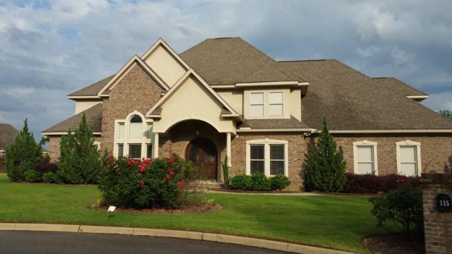 115 Riveredge Court, Headland, AL 36345 (MLS #171891) :: Team Linda Simmons Real Estate