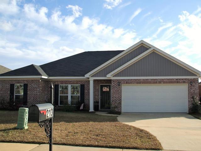 213 Belhaven Drive, Dothan, AL 36303 (MLS #172138) :: Team Linda Simmons Real Estate