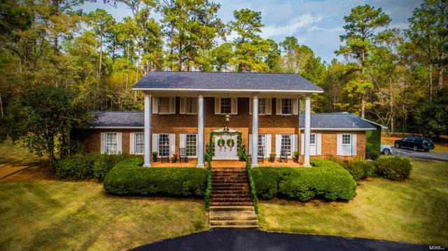 1101 Mcclintock Drive, Dothan, AL 36303 (MLS #173506) :: Team Linda Simmons Real Estate
