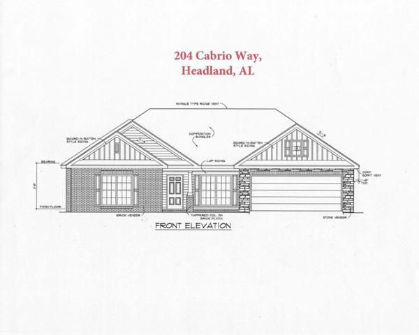 204 Cabrio Way, Headland, AL 36345 (MLS #173799) :: Team Linda Simmons Real Estate