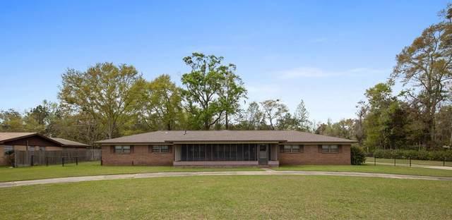 187 Farmer Drive, Slocomb, AL 36375 (MLS #176681) :: Team Linda Simmons Real Estate