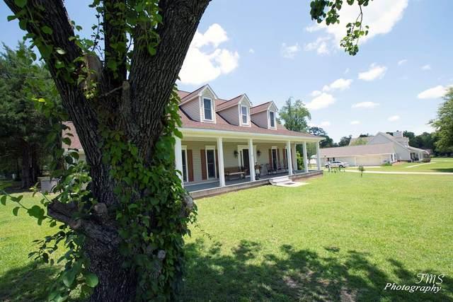 203 Creek Ridge Road, Dothan, AL 36301 (MLS #178127) :: Team Linda Simmons Real Estate