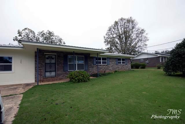 106 Martin Drive, Abbeville, AL 36310 (MLS #180490) :: Team Linda Simmons Real Estate