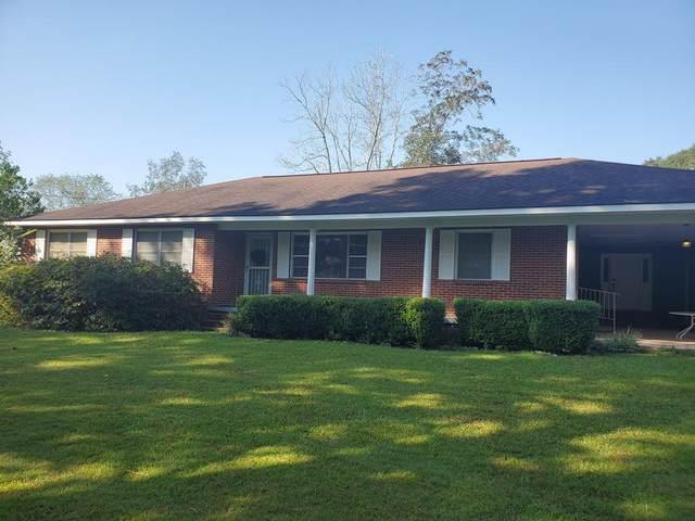 534 Blackman Road, Dothan, AL 36301 (MLS #180508) :: Team Linda Simmons Real Estate