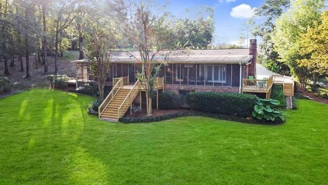 205 Woodlawn Drive, Eufaula, AL 36027 (MLS #180810) :: Team Linda Simmons Real Estate