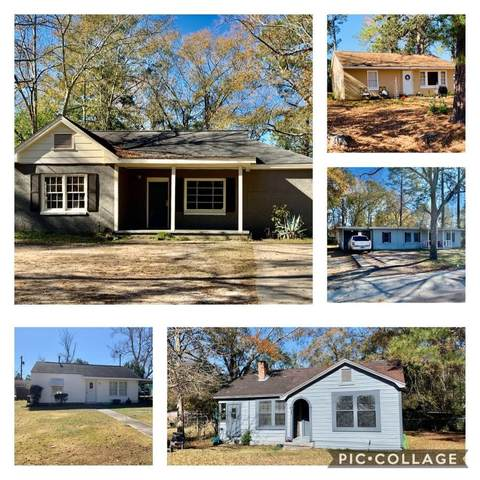 5 Investment Properties, Dothan, AL 36301 (MLS #181190) :: Team Linda Simmons Real Estate