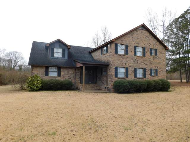 1553 Mexboro Rd., Frisco City, AL 36445 (MLS #181558) :: Team Linda Simmons Real Estate