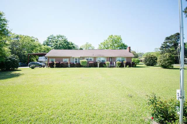 510 S Main St, Headland, AL 36345 (MLS #182065) :: Team Linda Simmons Real Estate