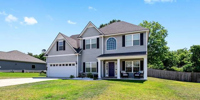 419 Mayberry Way, New Brockton, AL 36351 (MLS #182512) :: Team Linda Simmons Real Estate