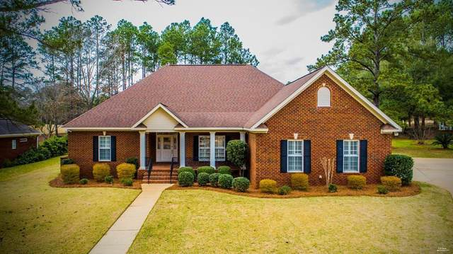 210 Glencoe Way, Dothan, AL 36305 (MLS #177108) :: Team Linda Simmons Real Estate