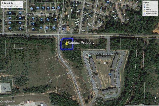 0 Murphy Mill Road, Dothan, AL 36303 (MLS #156387) :: Team Linda Simmons Real Estate