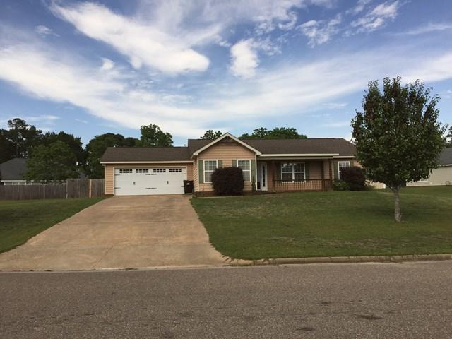 145 Griffith Lane, New Brockton, AL 36351 (MLS #166308) :: Team Linda Simmons Real Estate