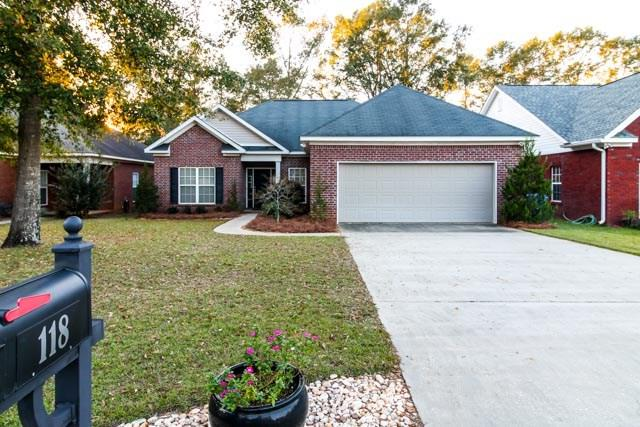 118 Frankfort Drive, Dothan, AL 36305 (MLS #167274) :: Team Linda Simmons Real Estate