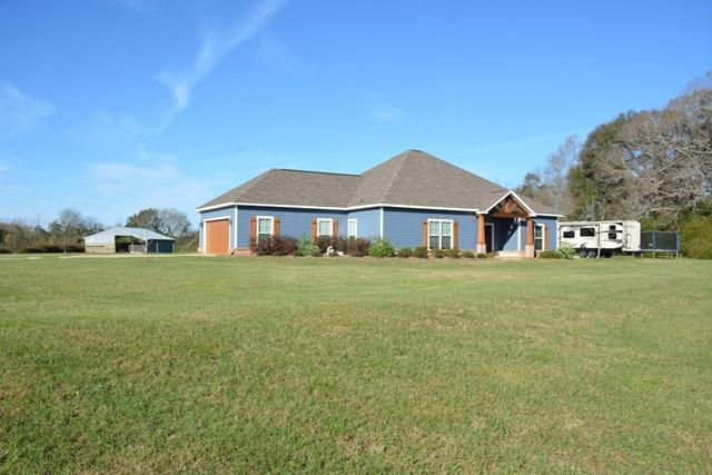 10 Sunset Drive, New Brockton, AL 36351 (MLS #168359) :: Team Linda Simmons Real Estate