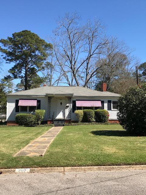 207 Dexter St, Dothan, AL 36301 (MLS #168465) :: Team Linda Simmons Real Estate