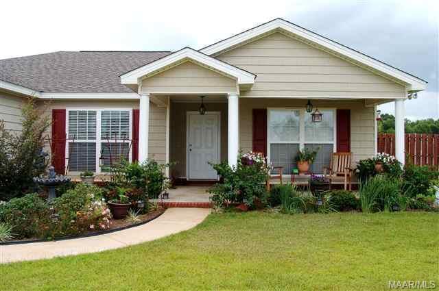 118 Knotts Court, New Brockton, AL 36351 (MLS #170117) :: Team Linda Simmons Real Estate
