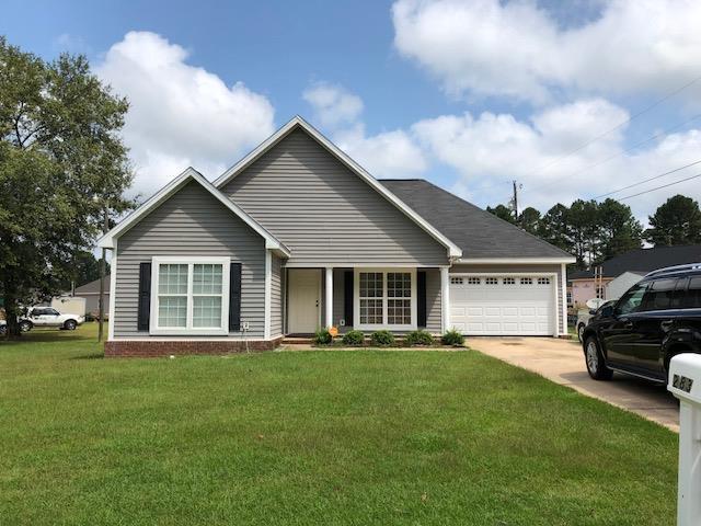 283 Caravan Lane, Kinsey, AL 36303 (MLS #170850) :: Team Linda Simmons Real Estate