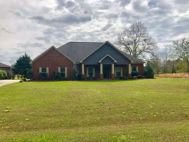 252 County Road 680, Coffee Springs, AL 36318 (MLS #172766) :: Team Linda Simmons Real Estate