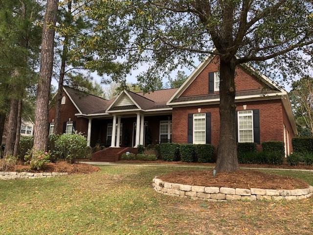 302 Glencoe Way, Dothan, AL 36305 (MLS #172951) :: Team Linda Simmons Real Estate