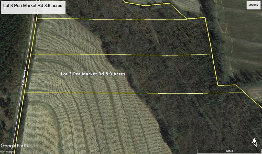 8.9 Acre Pea Market Rd  Lot 3 - Photo 1