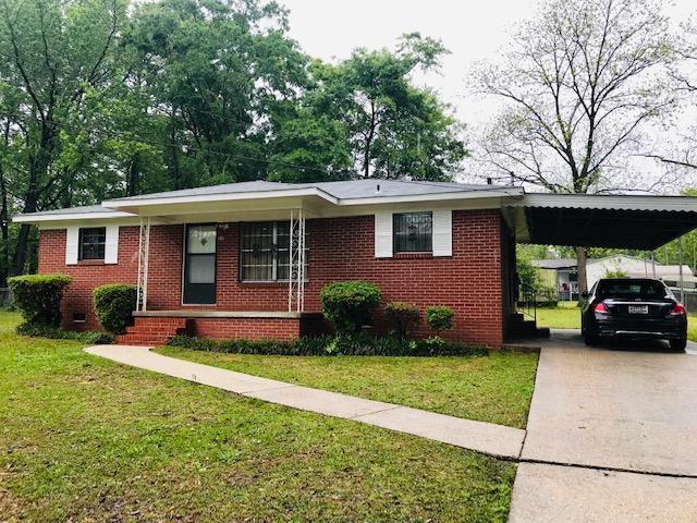 815 Memphis St, Dothan, AL 36301 (MLS #173237) :: Team Linda Simmons Real Estate