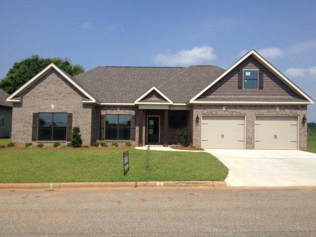 215 Ponderosa Dr, Dothan-Midland City, AL 35350 (MLS #174122) :: Team Linda Simmons Real Estate
